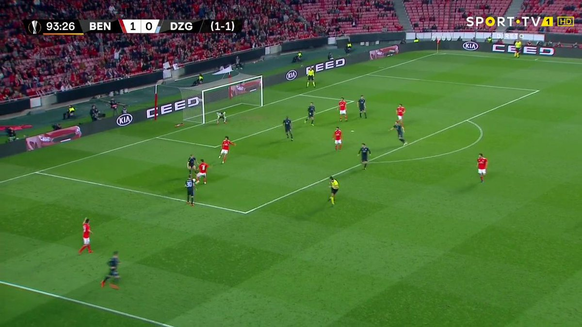 SPORT TV's photo on Liga Europa