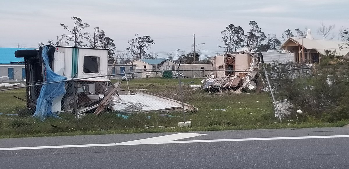 A few more images from the Parker area of the #Panamacity community...five months post #HurricaneMichael.<br>http://pic.twitter.com/QWmJ5VJJMU