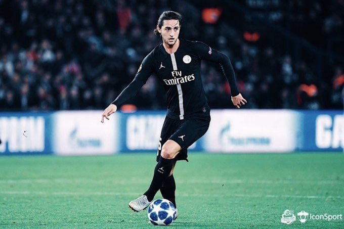 Footballogue����'s photo on Adrien Rabiot