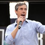 Image for the Tweet beginning: Beto O'Rourke calls for legalizing