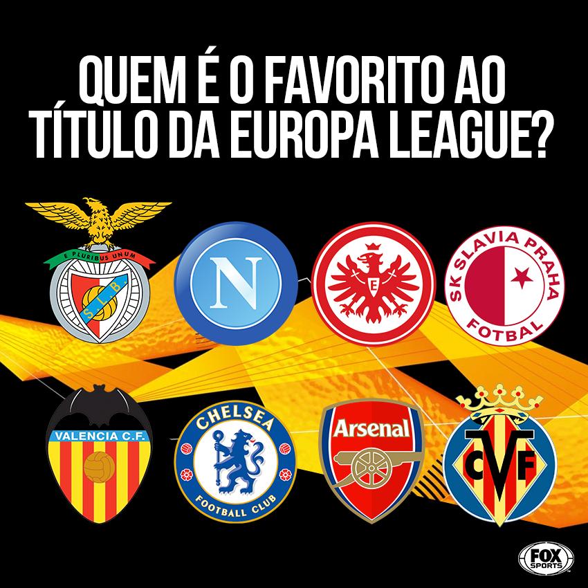 FOX Sports Brasil's photo on #EuropaLeagueFOXSports