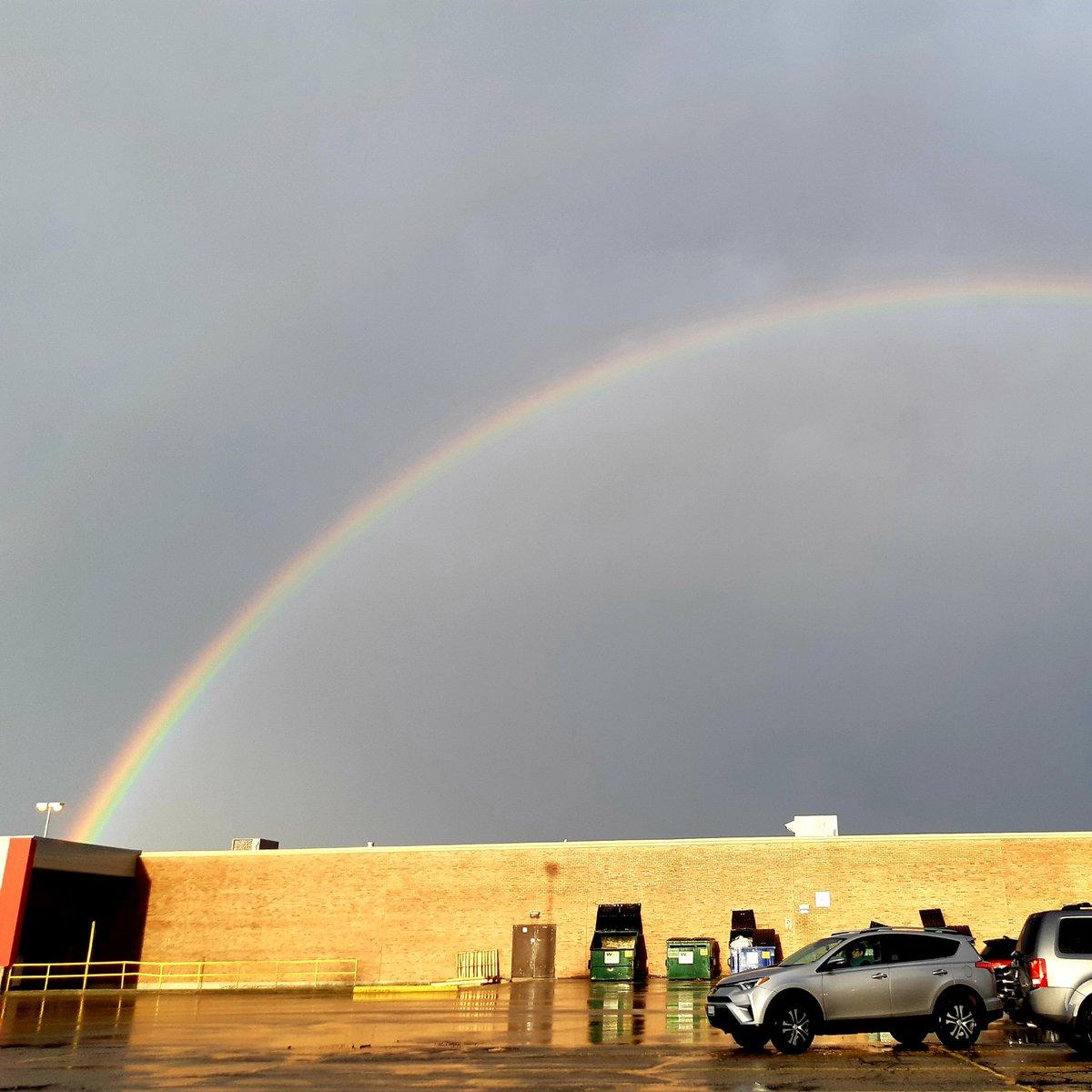 🌈Adie's photo on #rainbow