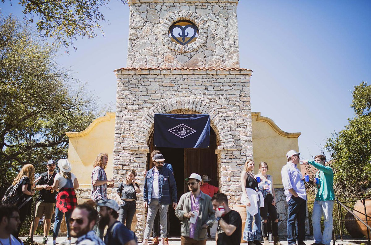 Inaugural Revival Fest brings small-scale luxury concert experience to Austin blbrd.cm/lg8uu6