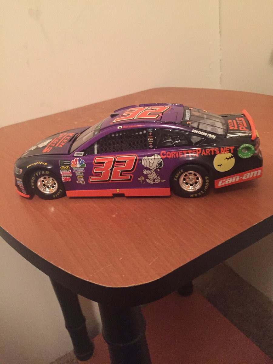 Man this @KeenParts #SpookySnoopy diecast is awesome! Thanks @keenparts2 for making sure this baby got made.