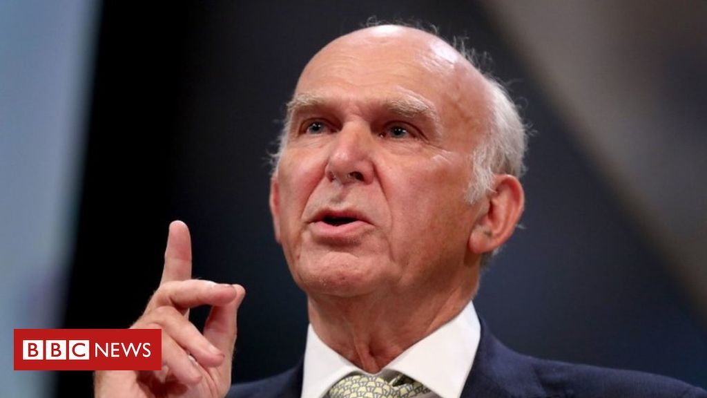 FirstPressNG's photo on Sir Vince Cable