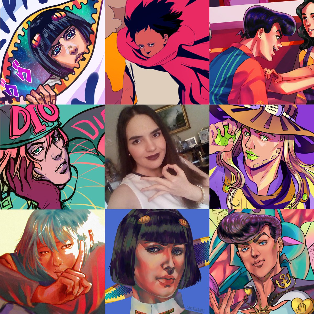 hello, I&#39;m Cristina López commissions are closed, but you can support me here!    http:// ko-fi.com/cristinamlt  &nbsp;    I&#39;m saving to move to Uruguay and join my sister. Meanwhile I&#39;m surviving the venezuelan crisis on a daily basis   http:// cristinamlt.tumblr.com / &nbsp;     http:// instagram.com/cristinamlt  &nbsp;  <br>http://pic.twitter.com/hP5fdKq9Lt