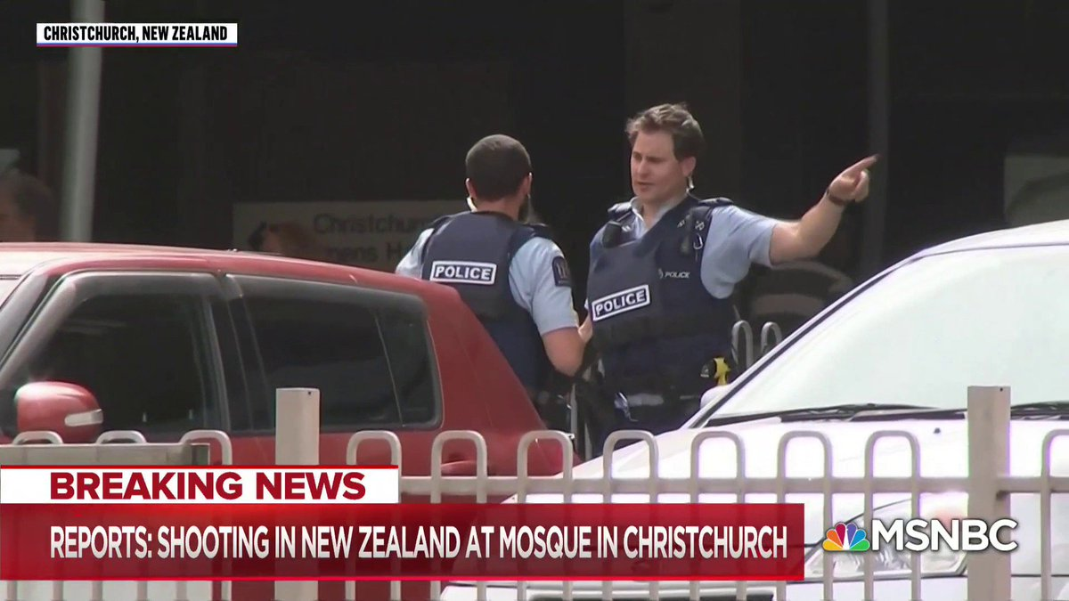 MSNBC's photo on NZ Police