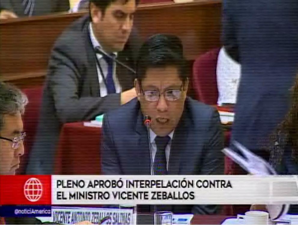 América Noticias's photo on Zeballos