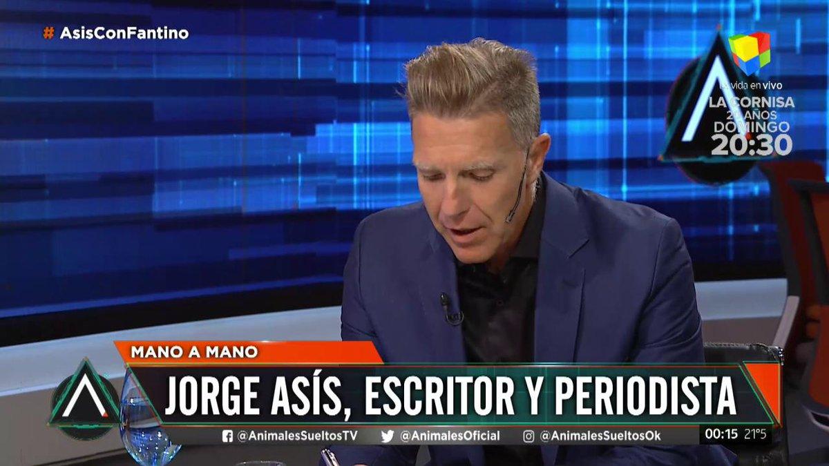 América TV 📺's photo on #AsisConFantino