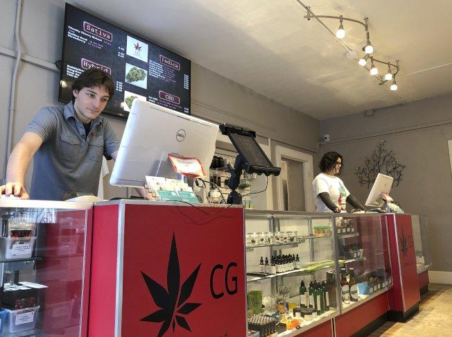 全美首例 新墨西哥州将开办州营大麻店!