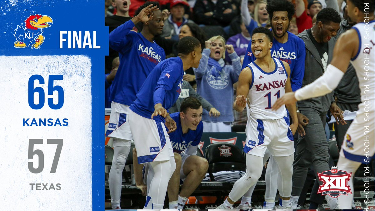 Kansas Basketball's photo on Kansas