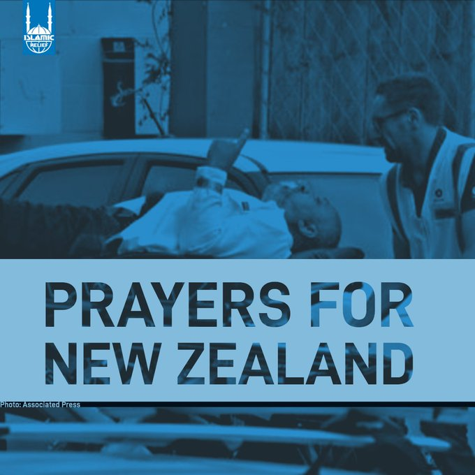 #NewZealandMosqueShooting Photo