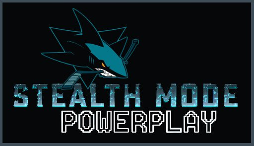 SHARKS POWERPLAY! #ChompChomp #FLAvsSJS #SJSharks  #FlaPanthers  #StealthMode <br>http://pic.twitter.com/GMX7u1ABsN