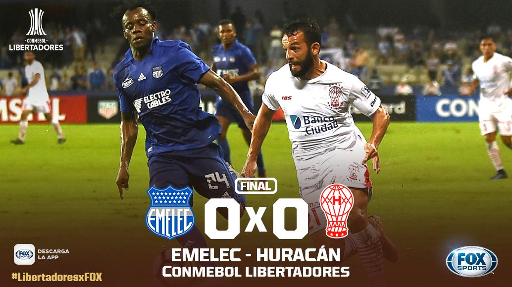 FOX Sports Argentina's photo on Emelec y Huracán
