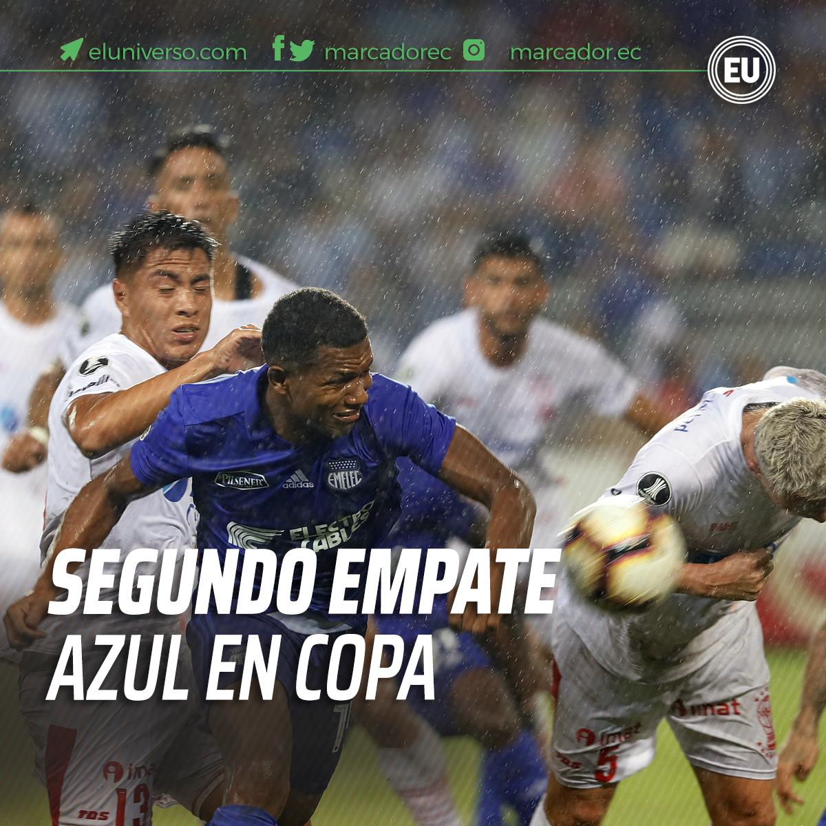 Sala de Prensa Ecuador's photo on Emelec