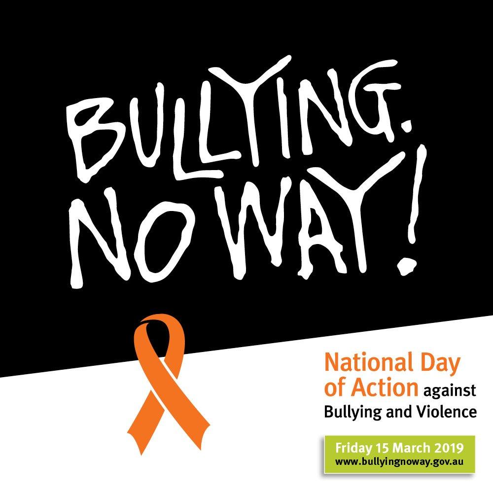 Eduspokesperson's photo on #BullyingNoWay