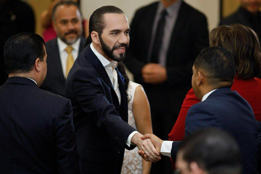 Responding to El Salvador president-elect, China denies it meddles https://reut.rs/2TFNMBs