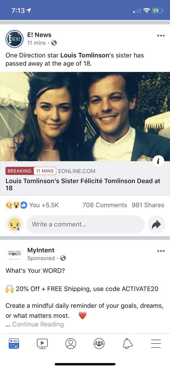 Mrs Tomlinson's photo on Poor Louis