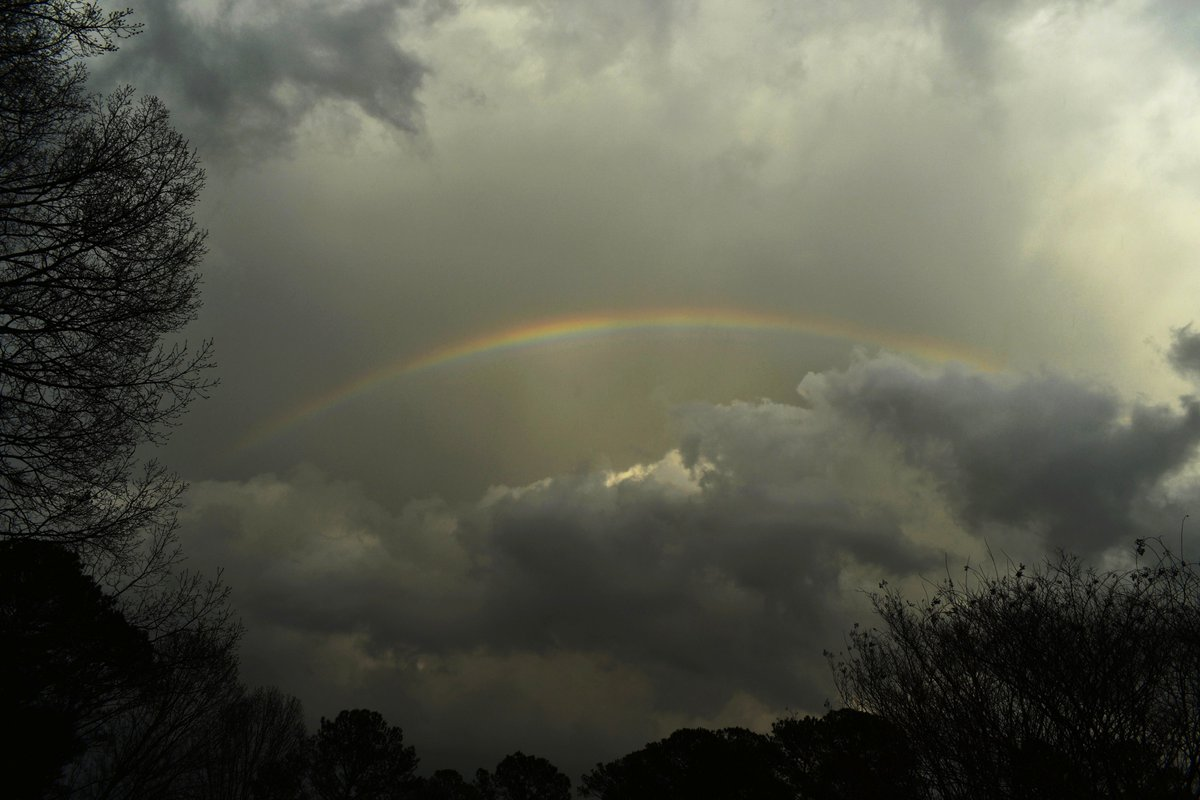 Susan Doss's photo on #rainbow