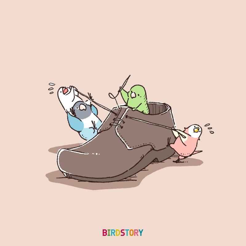 BIRDSTORY's photo on #靴の記念日