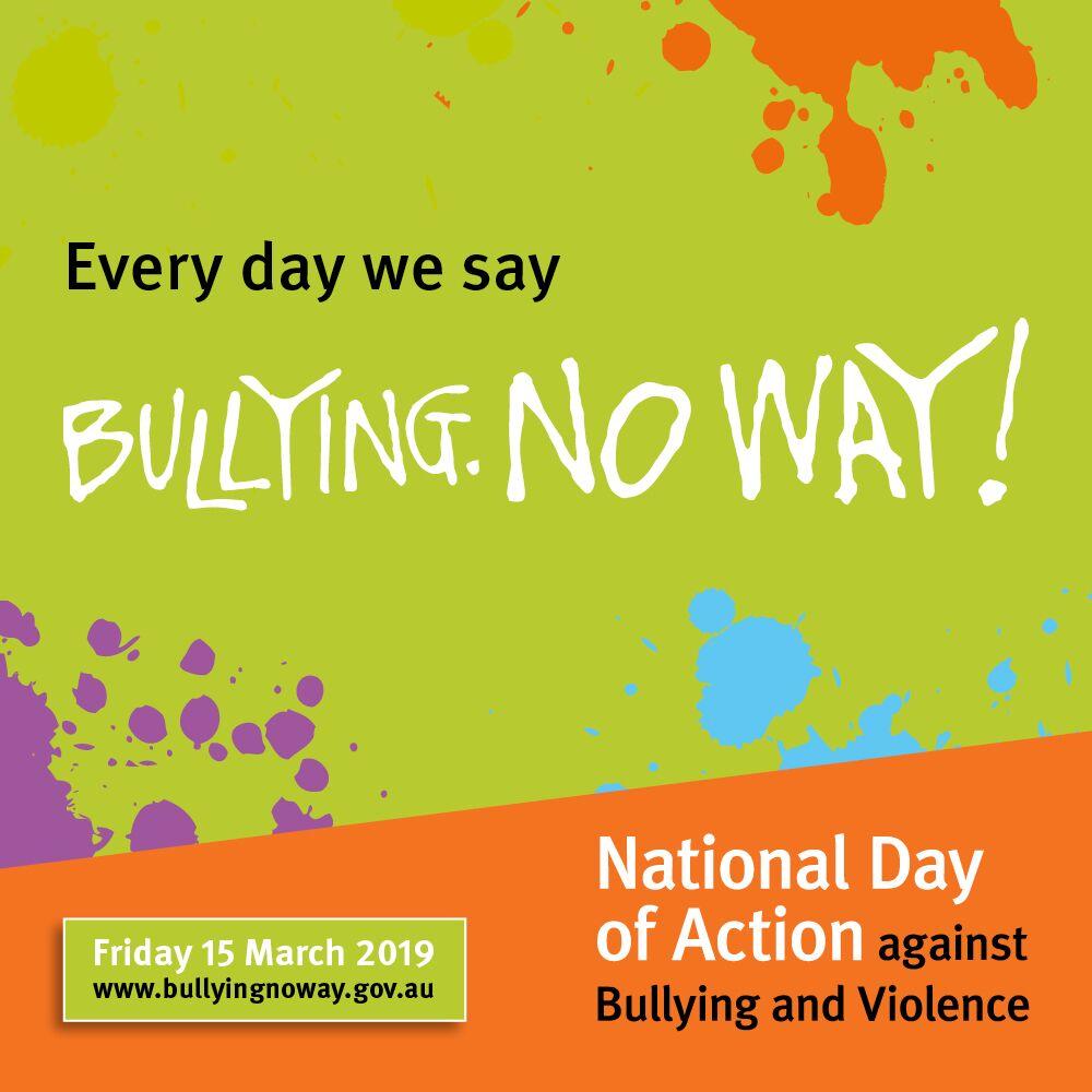 Eduspokesperson's photo on National Day of Action