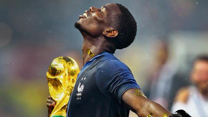 Happy 26th Birthday, Paul Pogba.
