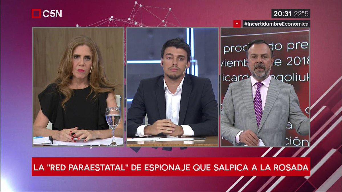 C5N's photo on #IncertidumbreEconomica