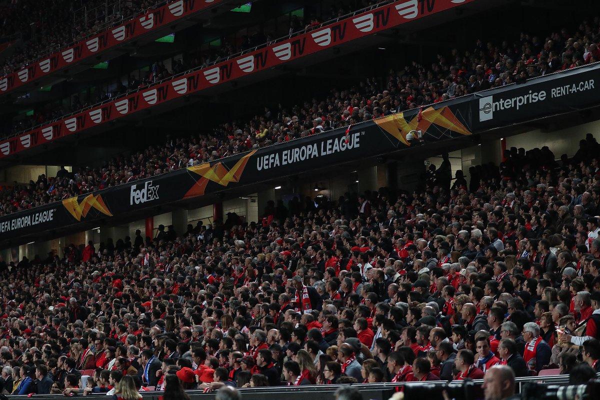 SL Benfica's photo on Liga Europa