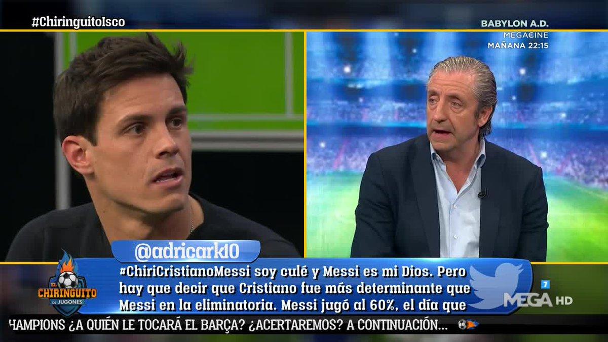 El Chiringuito TV's photo on #ChiringuitoIsco