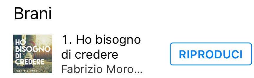 Mary 🎶's photo on #FabrizioMoro
