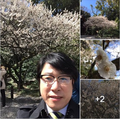 #キャストピ!   ケーブルNews 月〜水キャスターの織田雄二です。 最近、日が長くなってきましたね! But、朝晩の冷え込みとスギ花粉が気になります。 皆さん体調はいかがでしょうか⁈ 昨日、名古屋の熱田神宮へお参りに行きました。  全文はFBで🔗https://www.facebook.com/cablenetsuzuka/posts/2266083780303537…  #ケーブルNews #キャスター