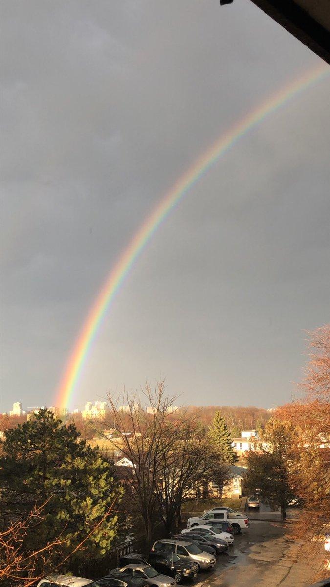 Nikki Daley's photo on #rainbow