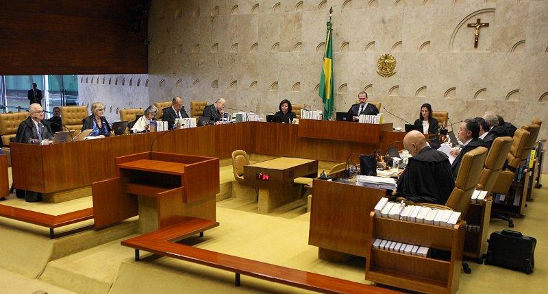 STF's photo on Justiça Eleitoral