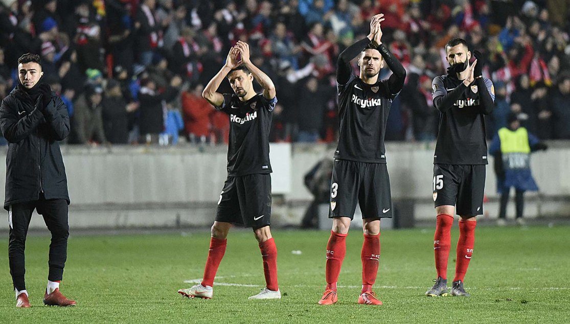 Blanco y Rojo S.F.C …'s photo on #SlaviaSevillaFC