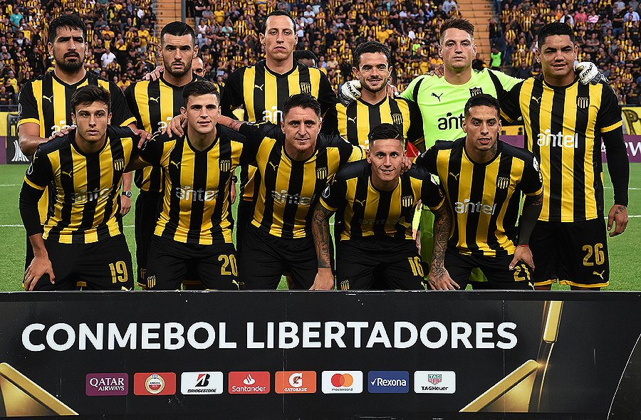 PEÑAROL's photo on #Peñarol