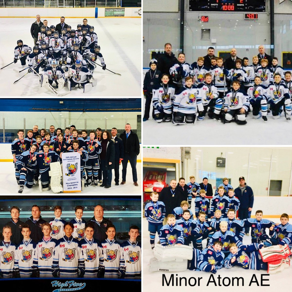Barrie Minor Hockey's photo on Mike White