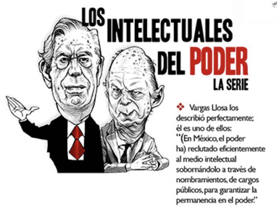 RT @monerohernandez: Oyes, @ahelguera, ¿tú crees que @EnriqueKrauze quiera financiarnos esta serie? https://t.co/bdyRWjq5y4