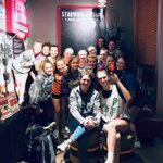Image for the Tweet beginning: JV girls lacrosse team enjoying