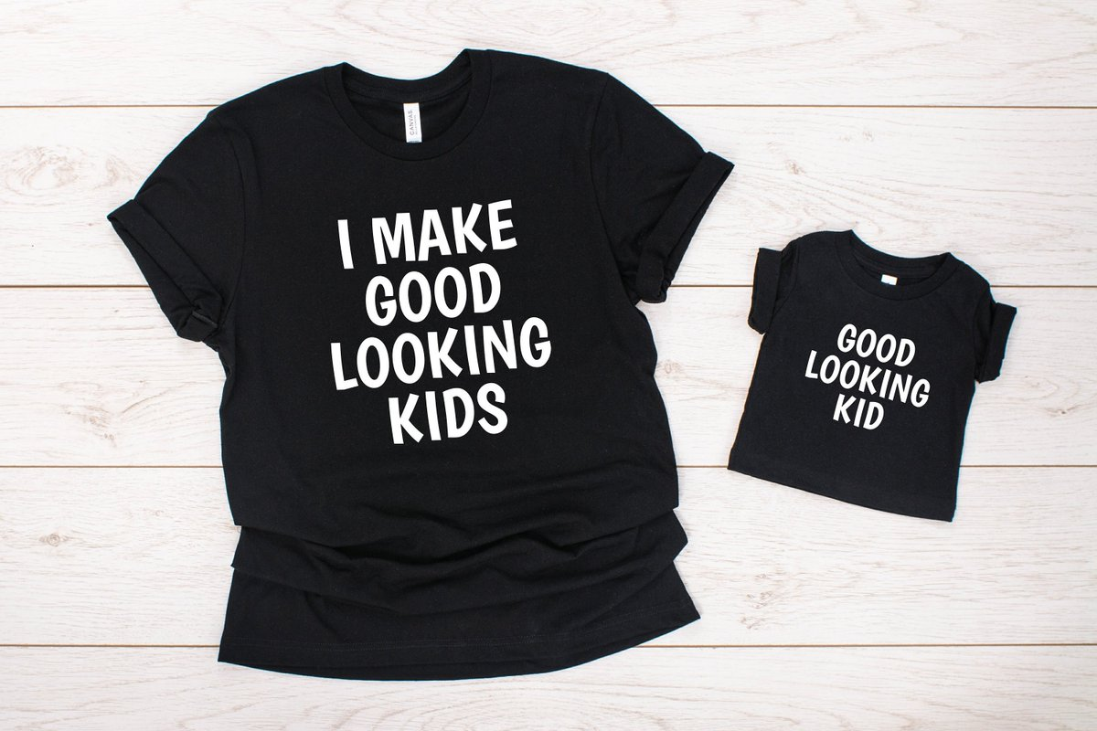 5bef3d5b Excited to share the latest addition to my #etsy shop: Good Looking TShirt  Set
