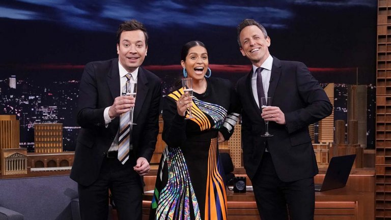 YouTube star @iisuperwomanii to replace Carson Daly in NBC late-night slot https://t.co/fWigxgihVg https://t.co/ATrm50pbF9