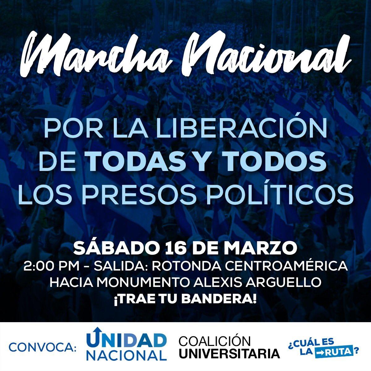 Unidad Nacional Azul y Blanco's photo on Monumento