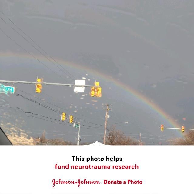 Elizabeth DeBoer's photo on #rainbow