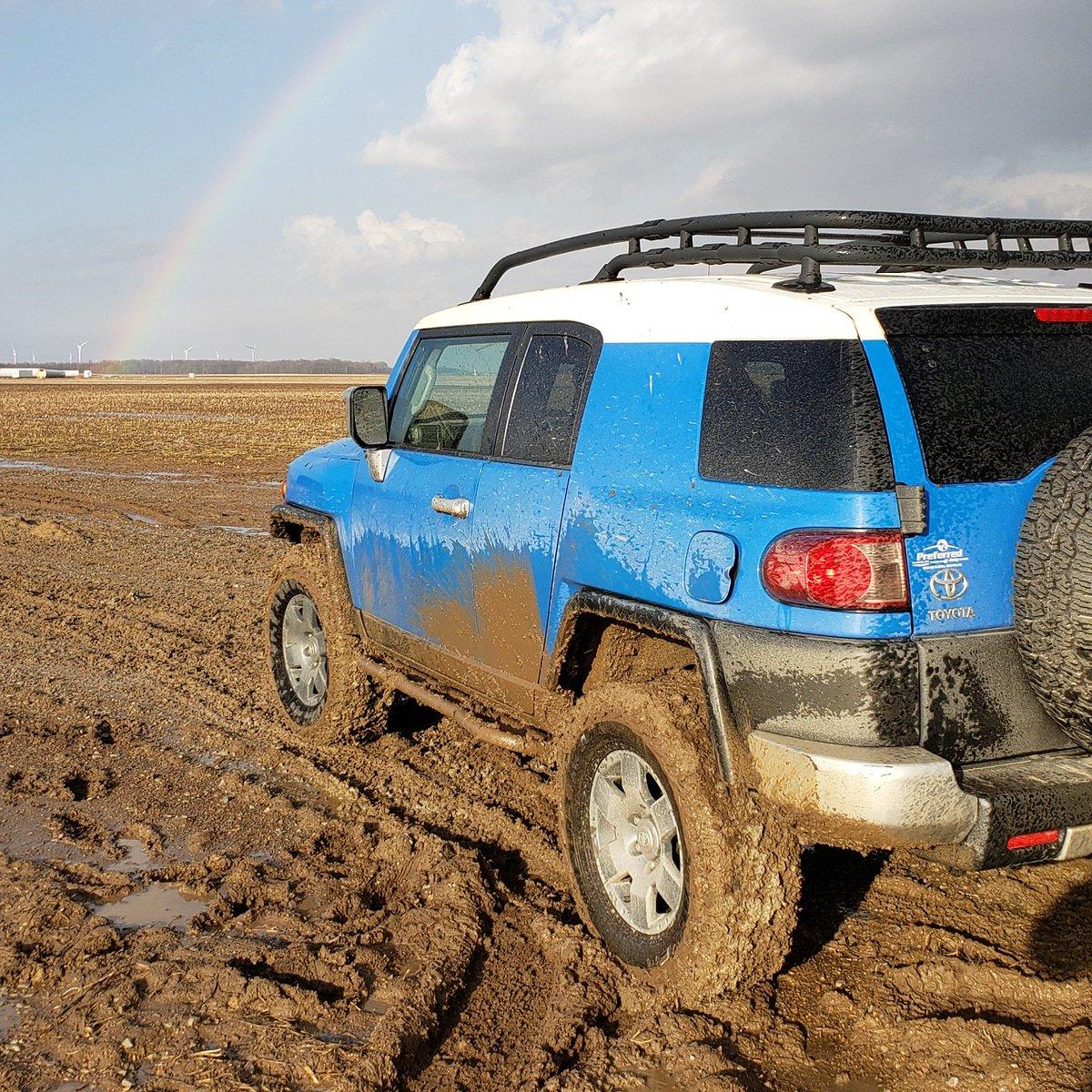 The Driveway Engineer's photo on #rainbow