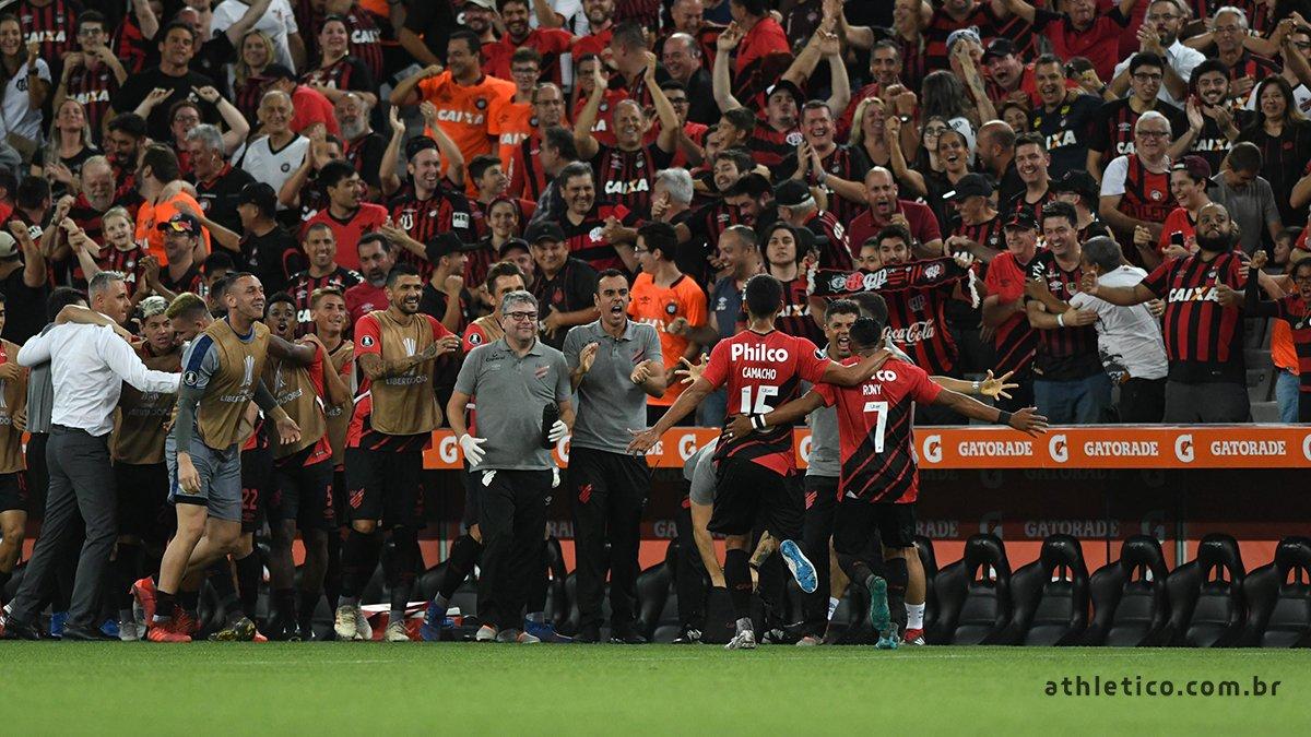 Athletico Paranaense's photo on #CAPxJOR