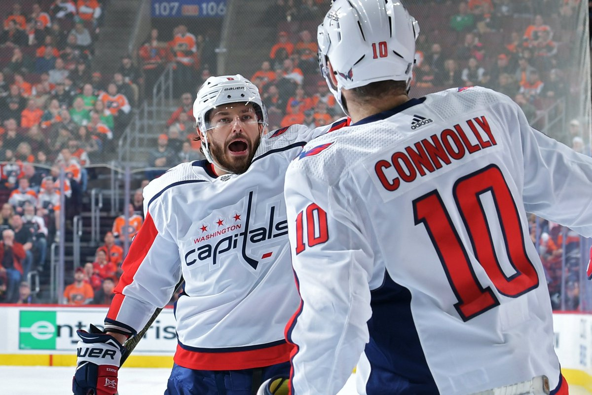 Washington Capitals's photo on #CapsFlyers