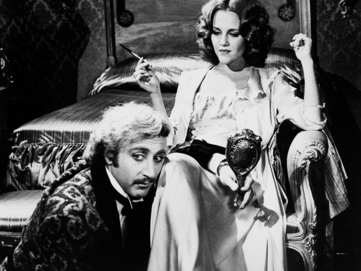 #TCMParty Live Tweet Alert! Join @TCM_Party for YOUNG FRANKENSTEIN ('74) tomorrow night at 8pm ET https://t.co/bRR9M1v8uW