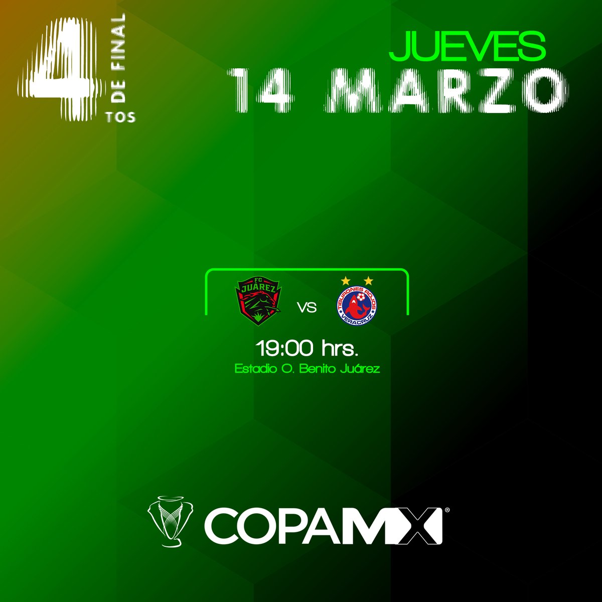 Copa MX's photo on Olímpico Benito Juárez