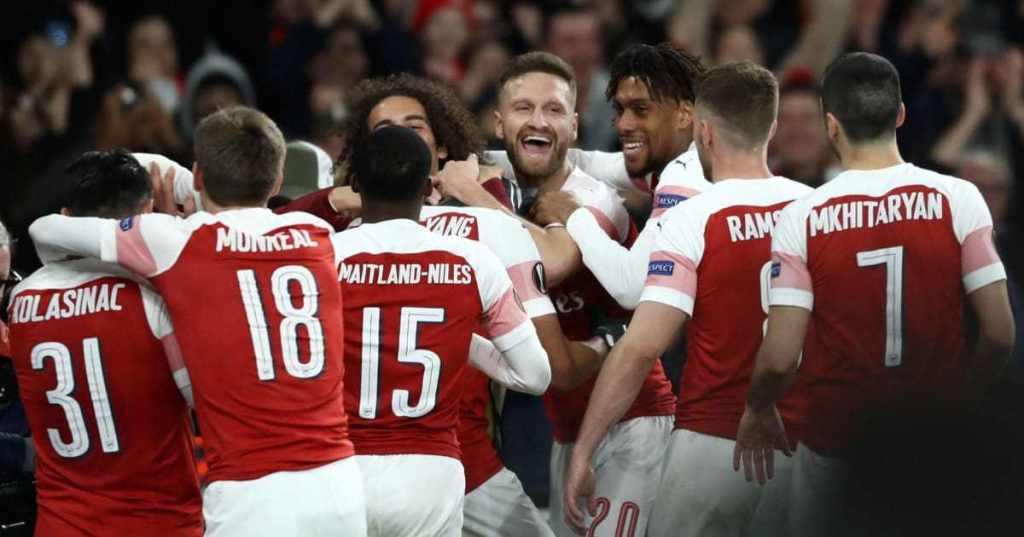 Récap Sport's photo on Arsenal 3-0 Rennes
