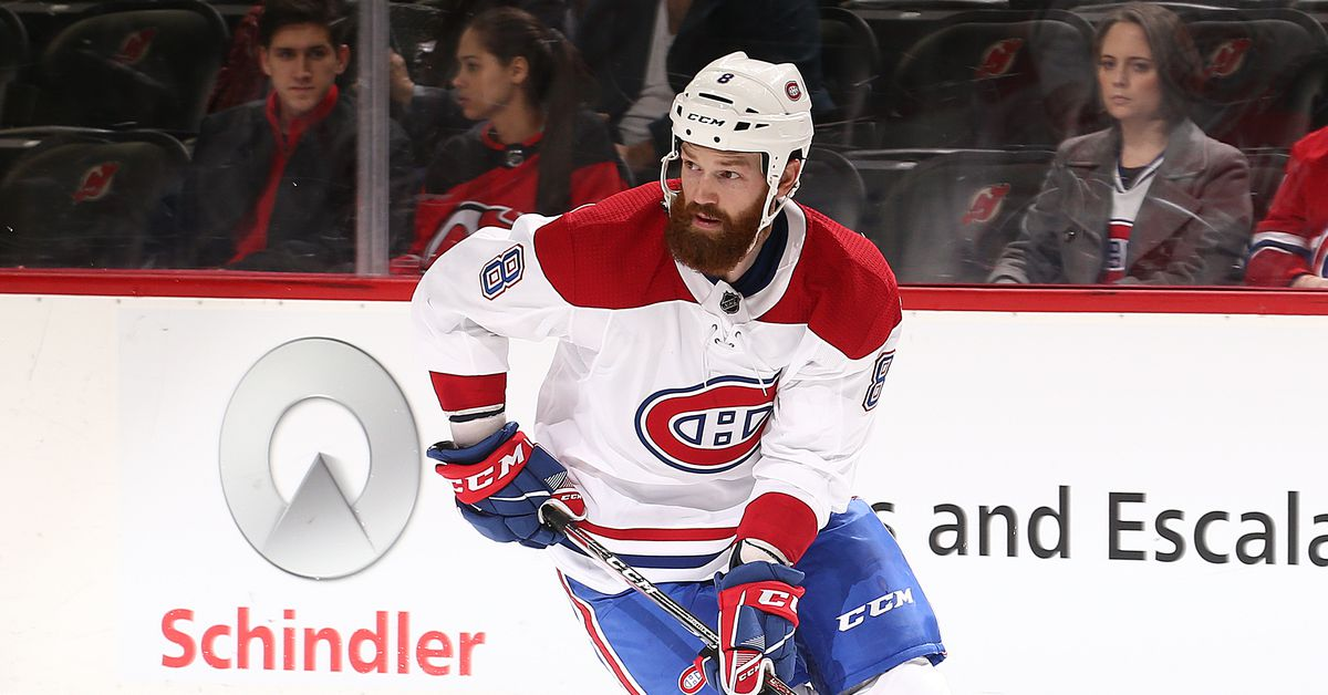 Canadiens Report's photo on Jordie Benn