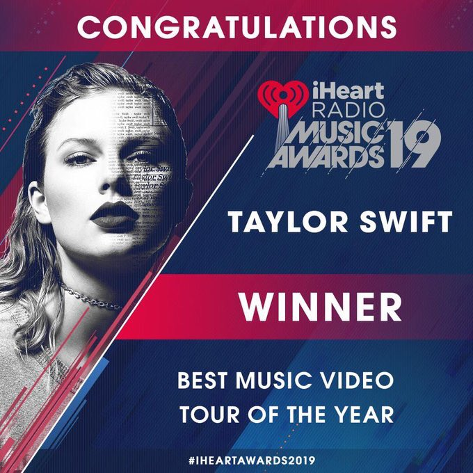 Taylor Swift News's photo on Tour of the Year